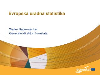 Evropska uradna statistika