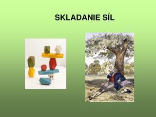 SKLADANIE S�L