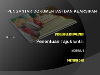 Modul  5 5oktober 2012