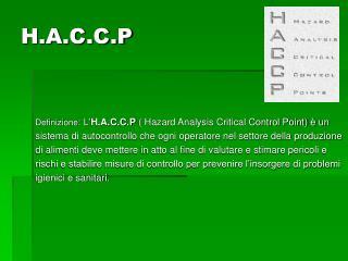 H.A.C.C.P