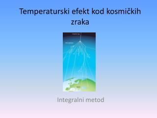 Temperaturski efekt kod kosmi čkih zraka