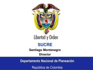 Departamento Nacional de Planeaci�n Rep�blica de Colombia