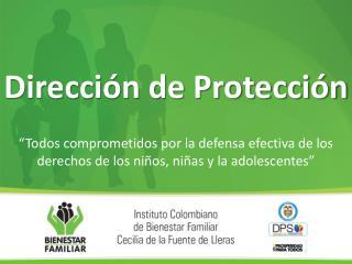 Direcci�n de Protecci�n