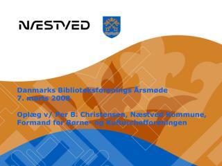 Danmarks Biblioteksforenings Årsmøde 7. marts 2008