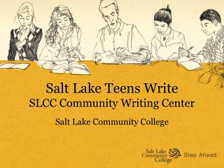 Salt Lake Teens Write SLCC Community Writing Center