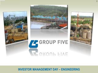 INVESTOR MANAGEMENT DAY – ENGINEERING