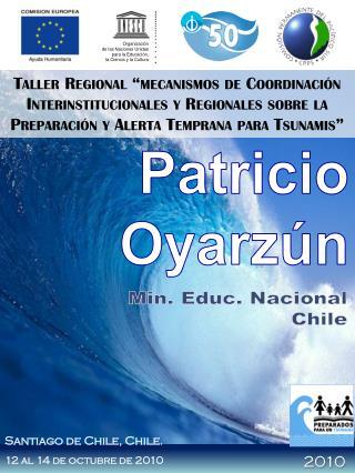Santiago de Chile, Chile. 12 al 14 de octubre de 2010