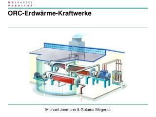 ORC-Erdw rme-Kraftwerke