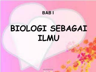 BAB I