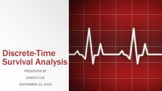 Discrete-Time Survival Analysis