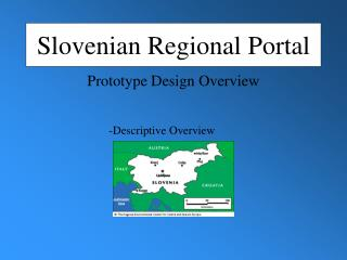 Slovenian Regional Portal