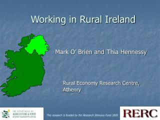 Working in Rural Ireland