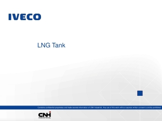 LNG in-ground tank