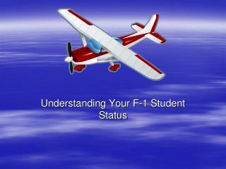 Understanding Your F-1 Student Status