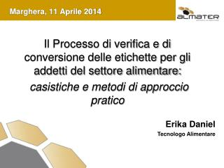 Marghera, 11 Aprile 2014