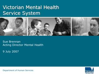Victorian Mental Health Service System