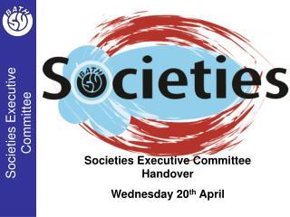 Societies Executive Committee