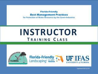 Florida-Friendly Best Management Practices