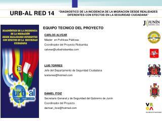 URB-AL RED 14
