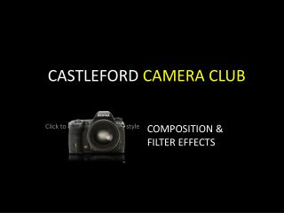 CASTLEFORD CAMERA CLUB