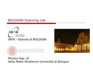 BOLOGNA Scanning Lab