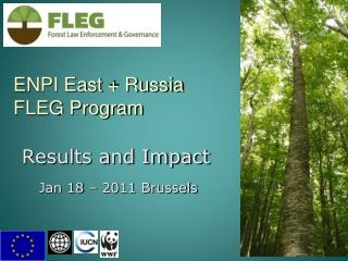 ENPI East + Russia FLEG Program