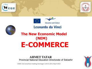 The New Economic Model (NEM) E-COMMERCE
