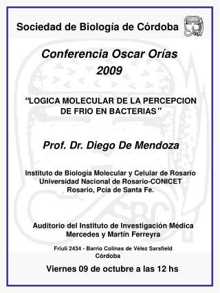 Sociedad de Biología de Córdoba