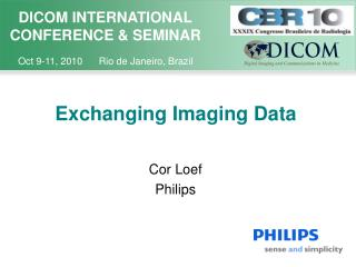 Exchanging Imaging Data