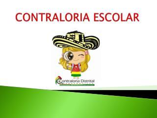 CONTRALORIA ESCOLAR