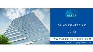 Orbit Offices Salas Comerciais Lojas Lajes