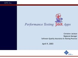 Performance Testing  Apps