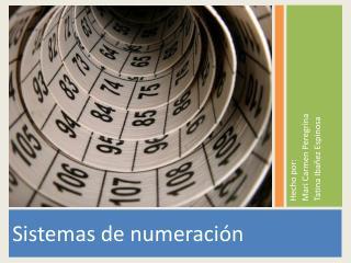 Sistemas de numeraci n