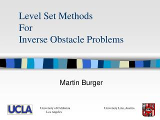 Level Set Methods For Inverse Obstacle Problems