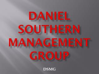 Daniel Southern MANAGEMENT Group
