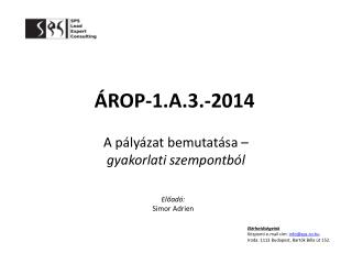 ÁROP-1.A.3.-2014