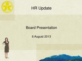 HR Update