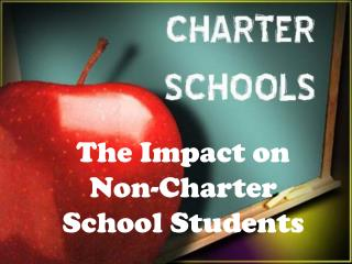 The Impact on  Non-Charter School Students