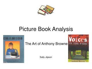Picture Book Analysis