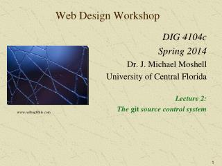 Web Design Workshop