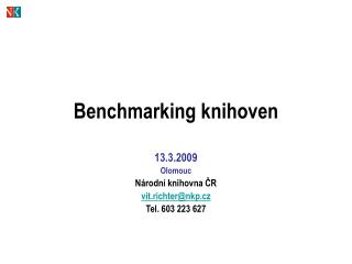 Benchmarking knihoven
