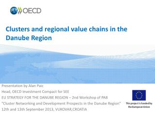 Clusters and regional value chains in the Danube Region