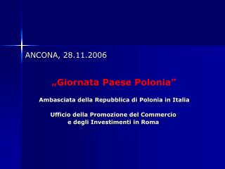 ANCONA ,  28 .11.2006