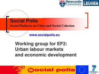 Social Polis Social Platform on Cities and Social Cohesion