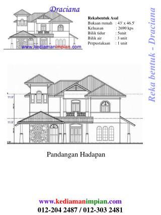 Reka bentuk - Draciana