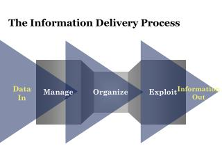 The Information Delivery Process