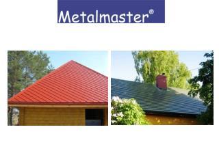 Metāla jumtu segums Weinberg