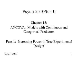 Psych 5510/6510