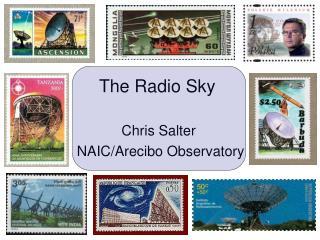 The Radio Sky