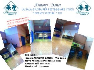 Armony    Dance